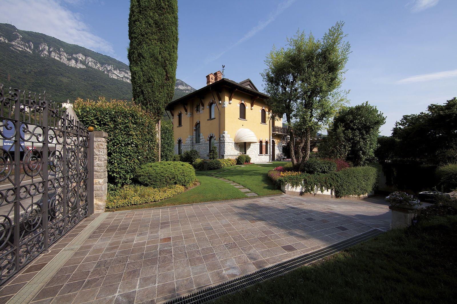 Recupero edilizio di villa singola, Casazza